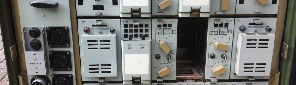 Was macht man mit einem Anschlussgerät MAS 6?