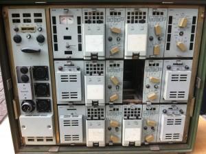 """""""Anschlussgerät MAS 6"""" für ein """"Mobiles Wechselstrom-Telegrafiegerät"""""""
