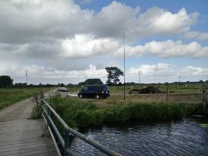 SSB-Fieldday im Buxtehuder Moor
