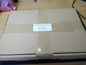 Karton LC-Meter Bausatz