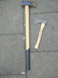 Spalthammer+Beil