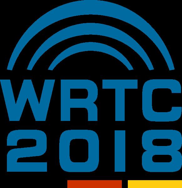 Sponsoren für die WRTC 2018 gesucht